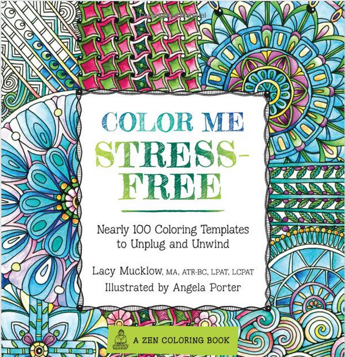 Adult Stress Coloring Books  The 21 Best Adult Coloring Books You Can Buy