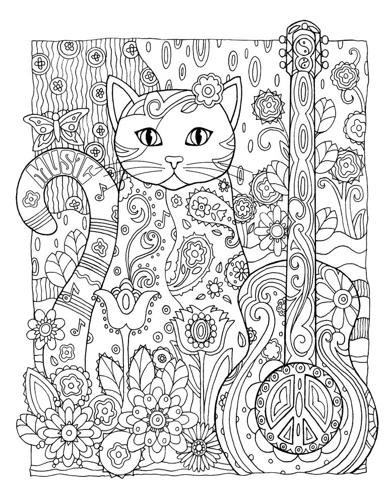 Adult Stress Coloring Books  10 Adult Coloring Books To Help You De Stress And Self
