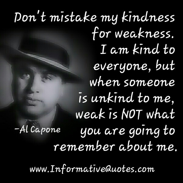 Al Capone Quote Kindness  Public Enemy Number Lilith – Lilith in the 10th house with