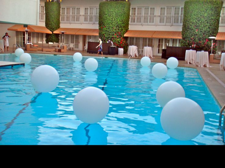 All White Pool Party Ideas  39 best images about Aqua and White Pool Party on