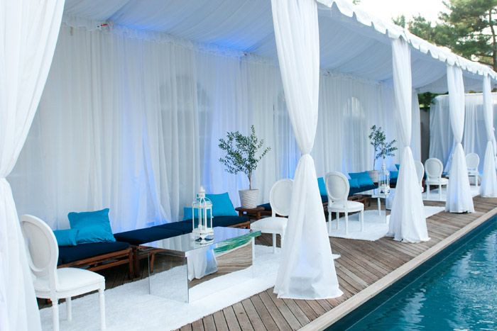 All White Pool Party Ideas  50 Summer Party Ideas Drinks Decor Food and More