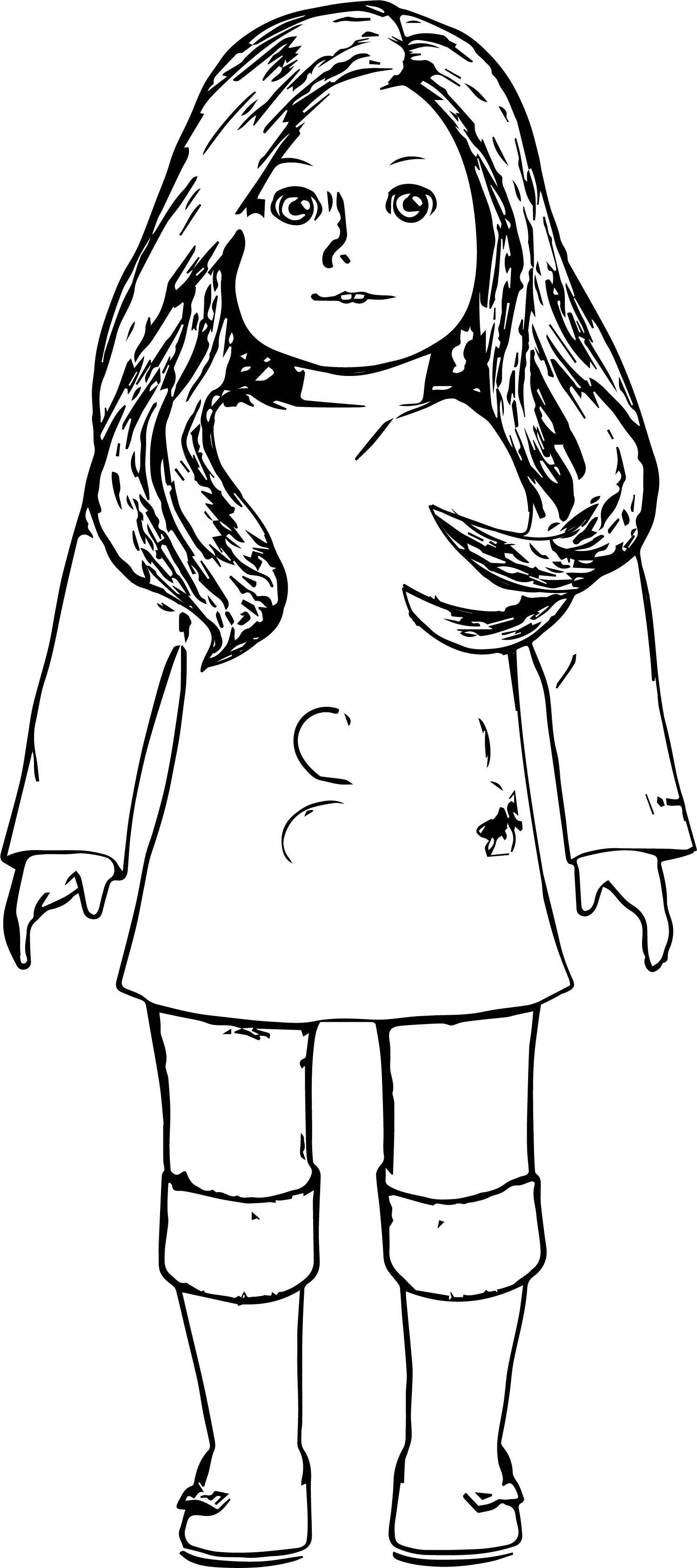 American Girl Lea Coloring Pages  American Girl Coloring Pages Best Coloring Pages For Kids