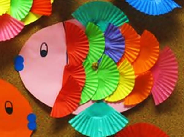 Arts And Crafts For Preschoolers  9 Unique Fish Craft Ideas For Kids and Toddlers