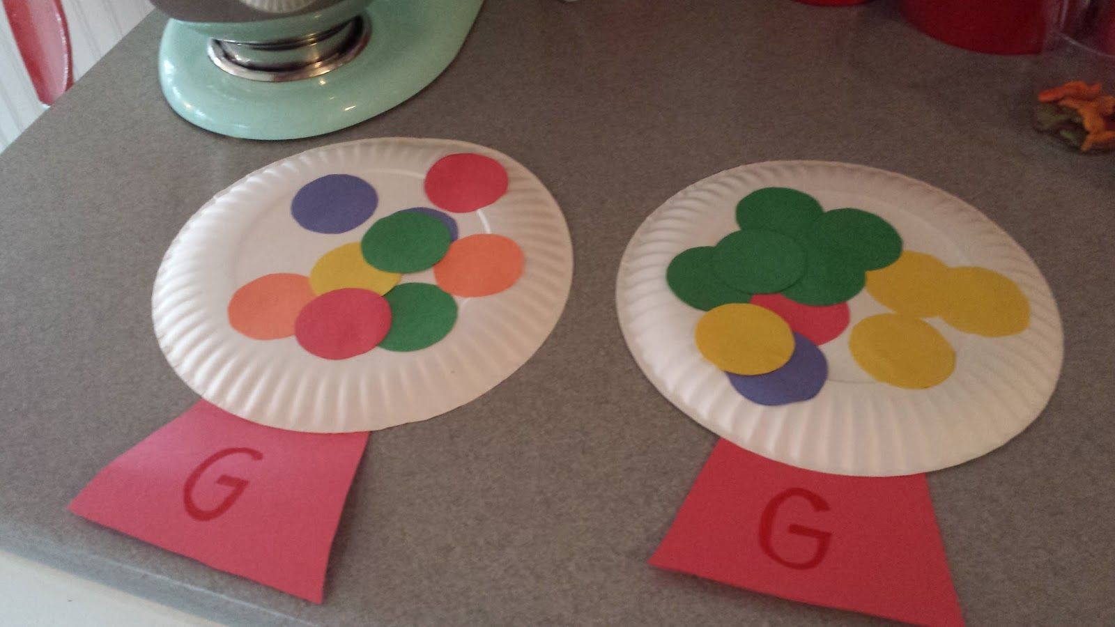 Arts And Crafts For Preschoolers  Letter G Crafts Preschool and Kindergarten