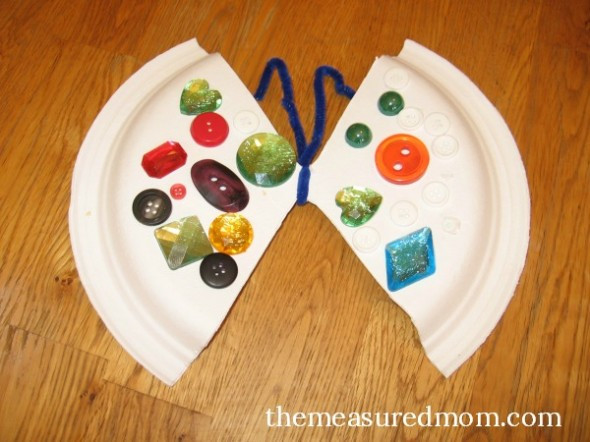 Arts And Crafts For Preschoolers  Letter B Art Projects for Preschoolers The Measured Mom