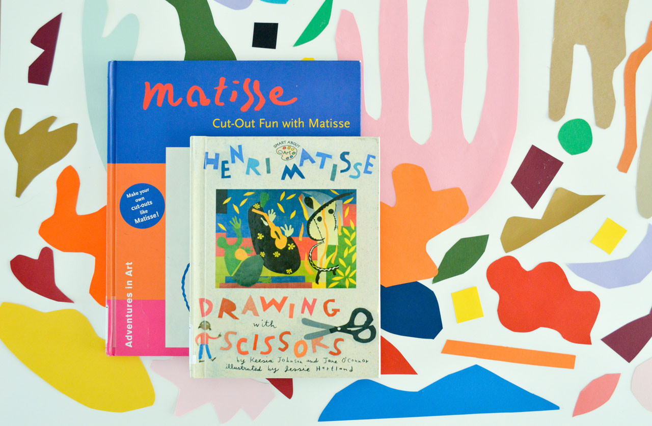 Artwork For Kids  Art for Kids Fun with Matisse – Playful Learning