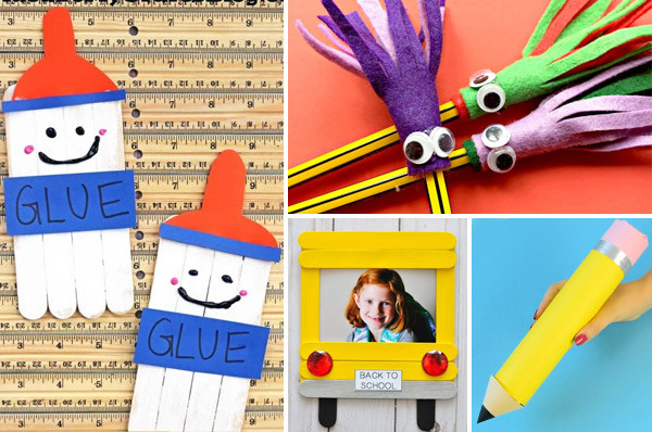 August Crafts For Toddlers  31 August Crafts for Kids – Kindergarten Worksheets and Games