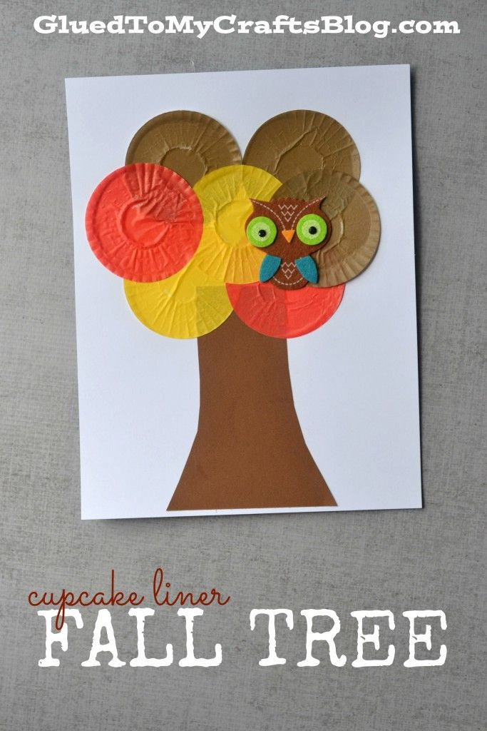 August Crafts For Toddlers  41 best images about Cupcake Liners and Coffee Filter