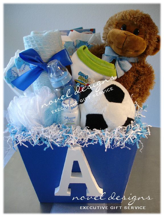 Baby Boy Gift Basket Ideas  1000 ideas about Baby Gift Baskets on Pinterest
