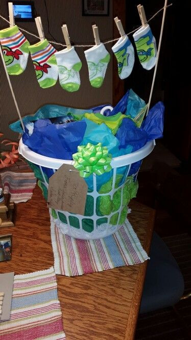 Baby Boy Gift Basket Ideas  25 best Baby Boy Gift Baskets ideas on Pinterest