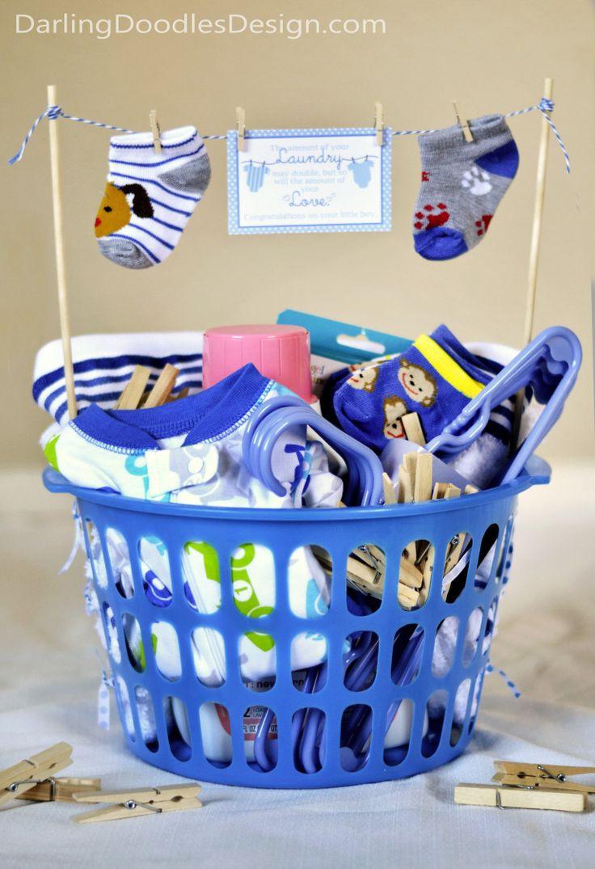 Baby Boy Gift Basket Ideas  Best 25 Baby t hampers ideas on Pinterest