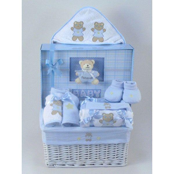 Baby Boy Gift Basket Ideas  Forever Baby Book Gift Basket Boy BABY ♥ SHOWER