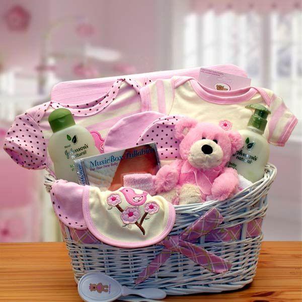 Baby Gift Basket Ideas  25 unique Baby t baskets ideas on Pinterest