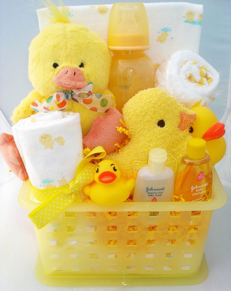 Baby Gift Basket Ideas  25 best ideas about Baby t baskets on Pinterest
