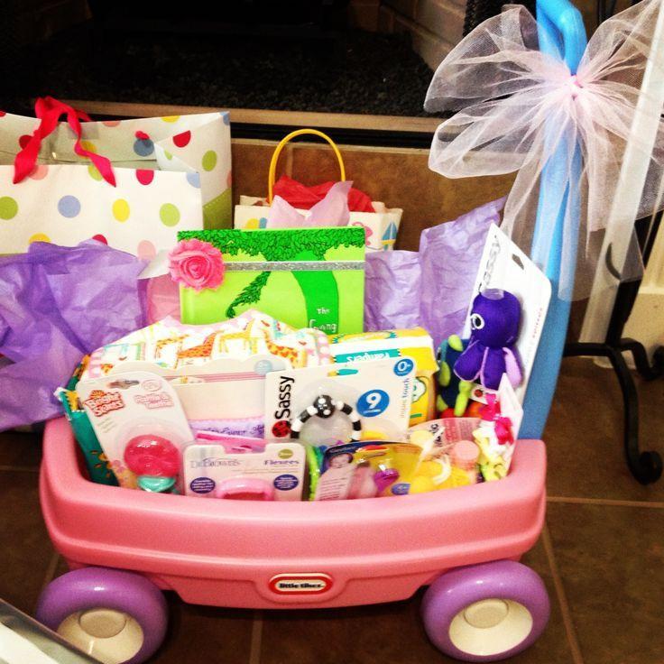 Baby Gift Basket Ideas  Best 25 Baby shower t basket ideas on Pinterest