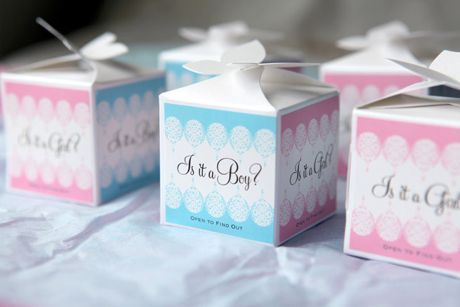 Baby Reveal Gift Ideas  Baby Gender Reveal Gifts Party Inspiration