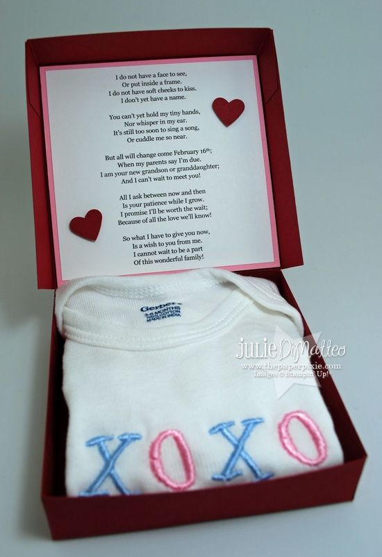 Baby Reveal Gift Ideas  gender reveal t baby gender party