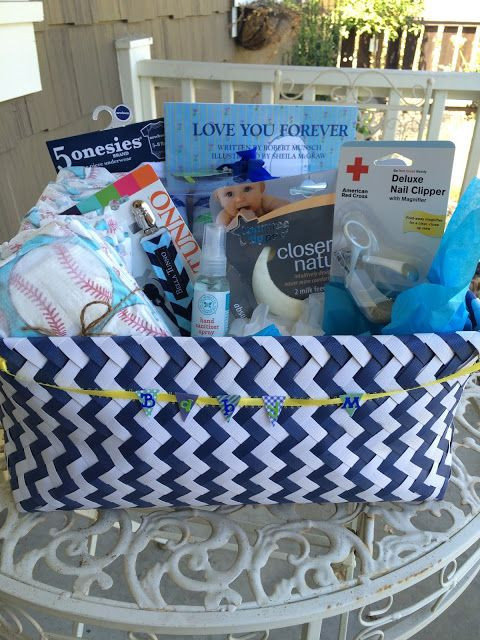 Baby Reveal Gift Ideas  BABIES BABE BLOG Baby Baskets Great for gender reveal
