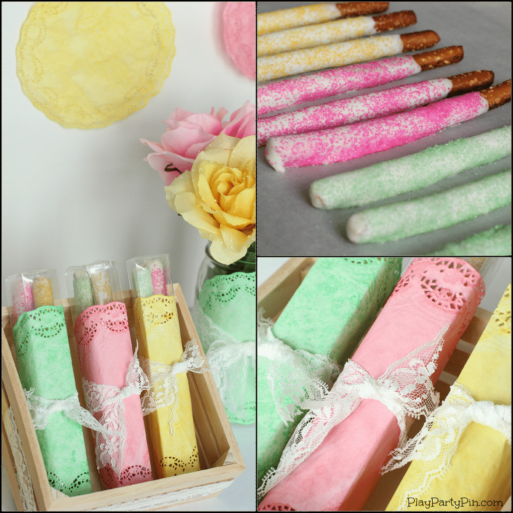 Baby Shower Decoration Ideas DIY  Simple DIY Spring Baby Shower Decorations Play Party Plan