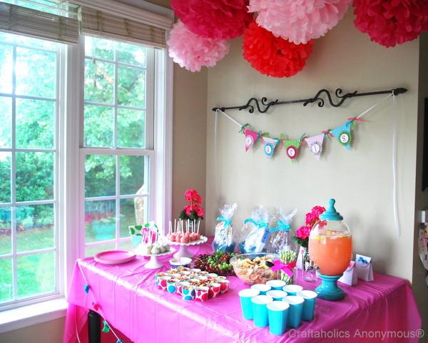 Baby Shower Decoration Ideas DIY  Craftaholics Anonymous
