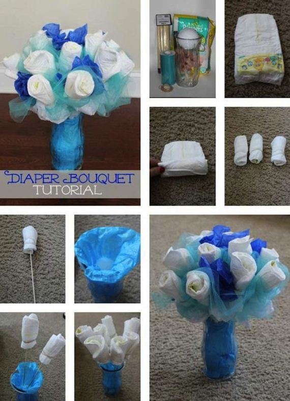 Baby Shower Decoration Ideas DIY  Awesome DIY Baby Shower Ideas