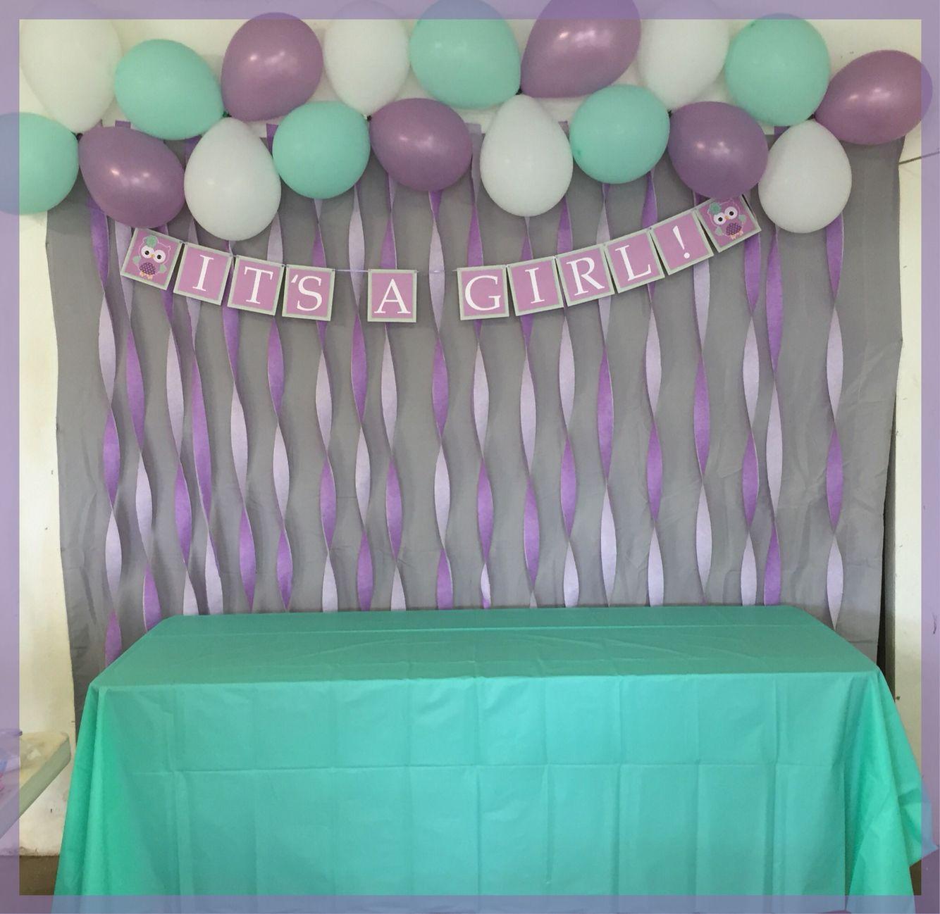 Baby Shower Decoration Ideas DIY  Best 25 Diy baby shower decorations ideas on Pinterest