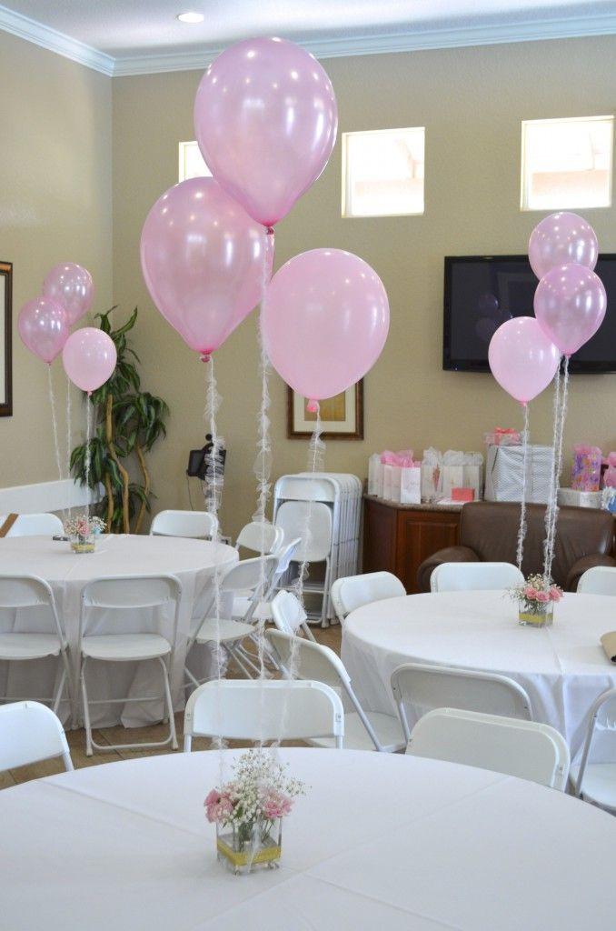 Baby Shower Decoration Ideas DIY  Easy DIY Party Centerpiece Idea