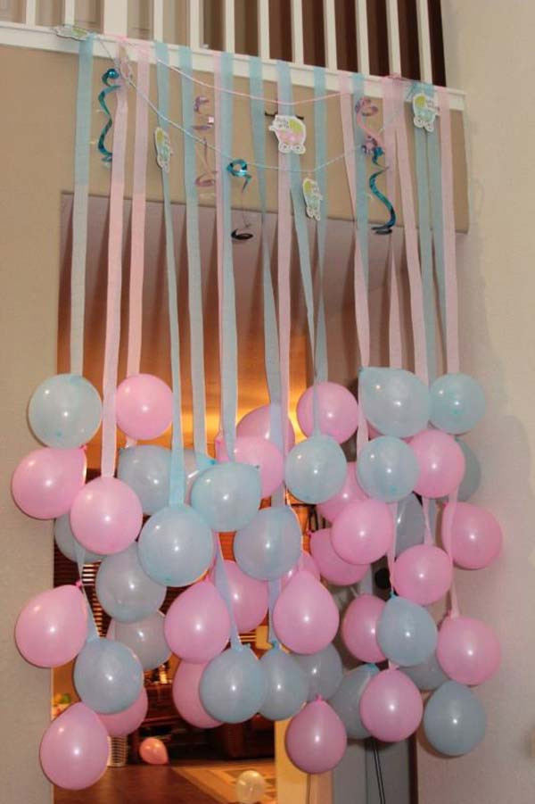 Baby Shower DIY Ideas  22 Cute & Low Cost DIY Decorating Ideas for Baby Shower Party