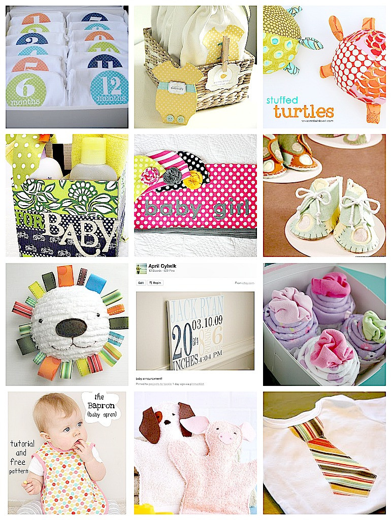 Baby Shower DIY Ideas  12 DIY Baby Shower Gift Ideas and My Hardest Pregnancy