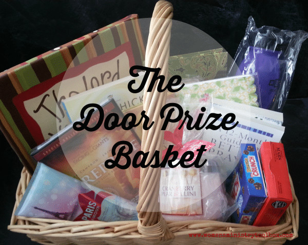 Baby Shower Door Prize Gift Ideas  Gifts & Favors Archives Women s Ministry Toolbox
