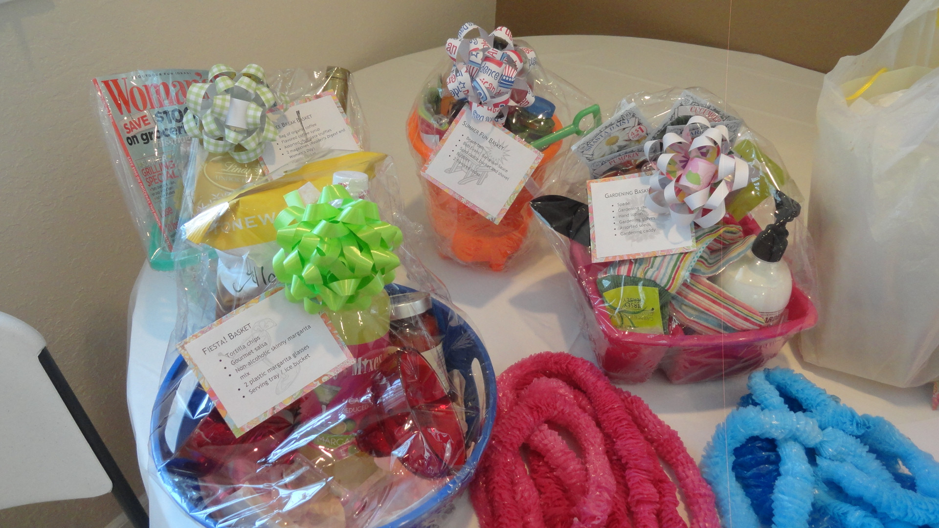Baby Shower Door Prize Gift Ideas  prize
