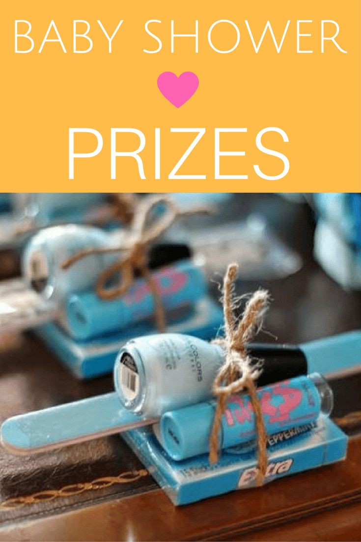 Baby Shower Game Gift Ideas  25 Popular Baby Shower Prizes that won t tossed in