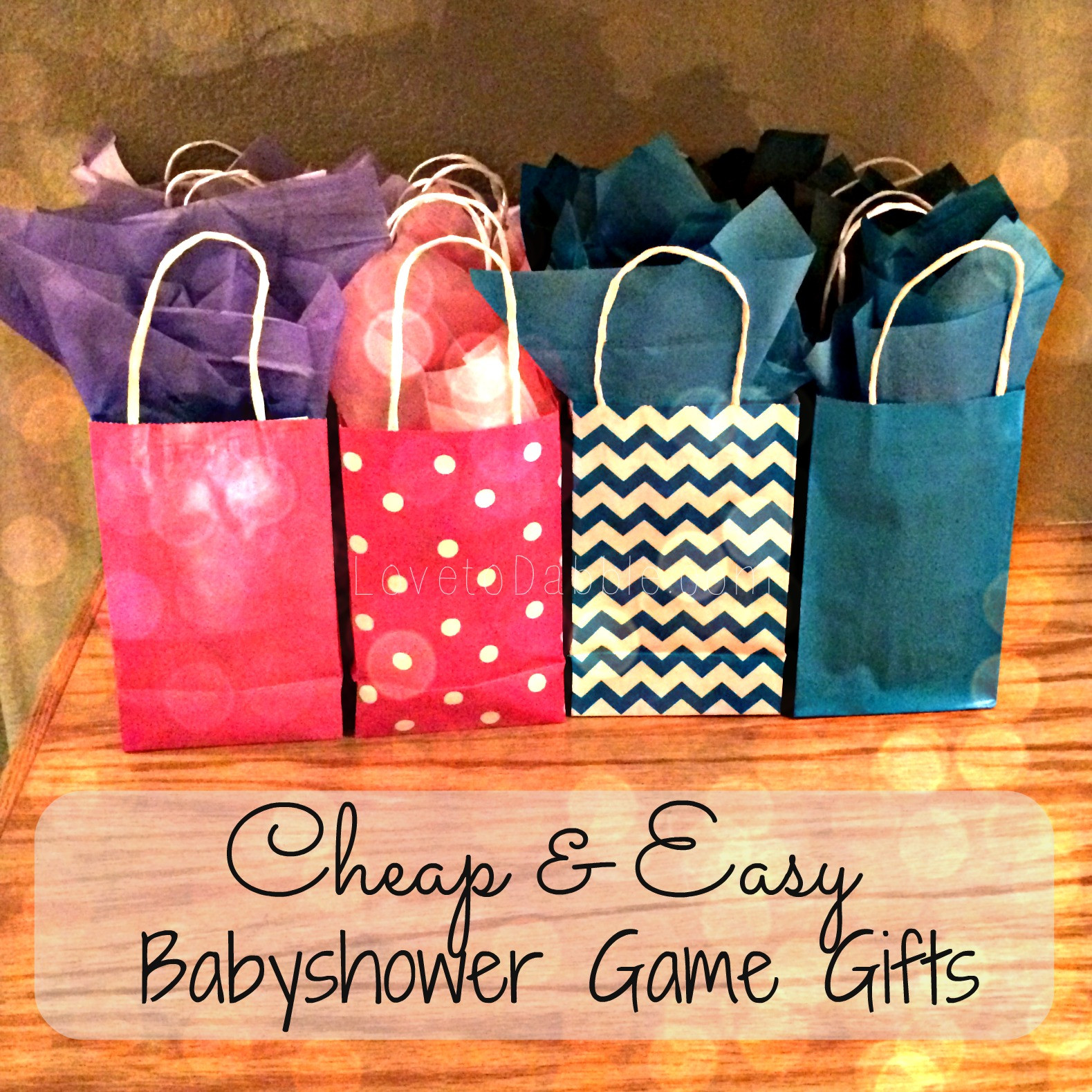Baby Shower Game Gift Ideas  List Baby Shower Image