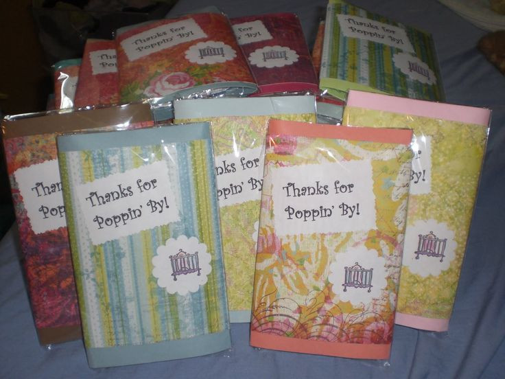 Baby Shower Gift Bags For Guests Ideas  Baby Shower Thank You Gifts For Guest Thank You Gifts For