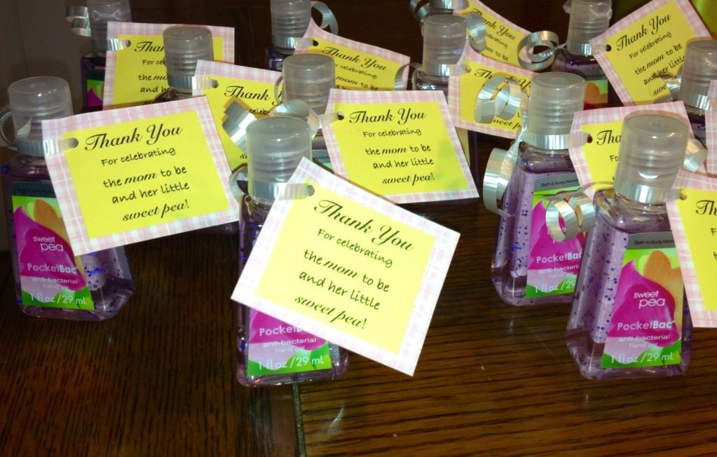 Baby Shower Gift Bags For Guests Ideas  Baby shower t bags for guest BabyCenter