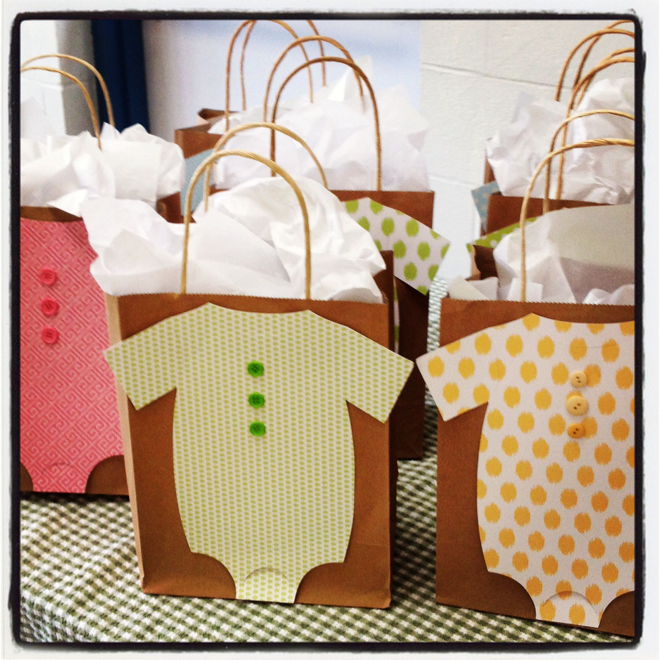 Baby Shower Gift Bags For Guests Ideas  Baby Shower Prize Bag Babyshower Ideas
