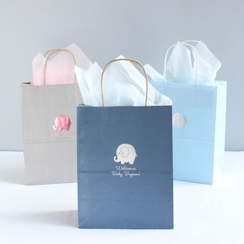 Baby Shower Gift Bags For Guests Ideas  Best 25 Baby shower t bags ideas on Pinterest