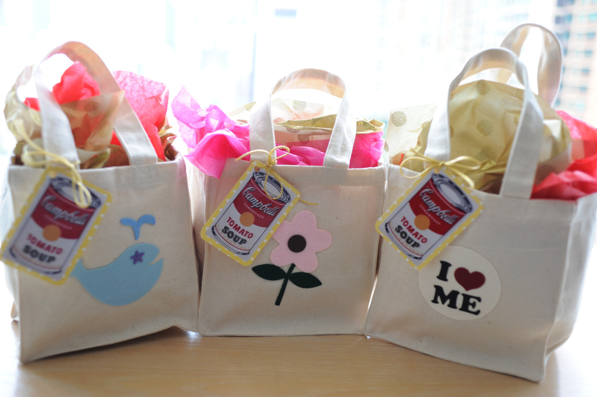 Baby Shower Gift Bags For Guests Ideas  Baby Shower Tots n' Totes