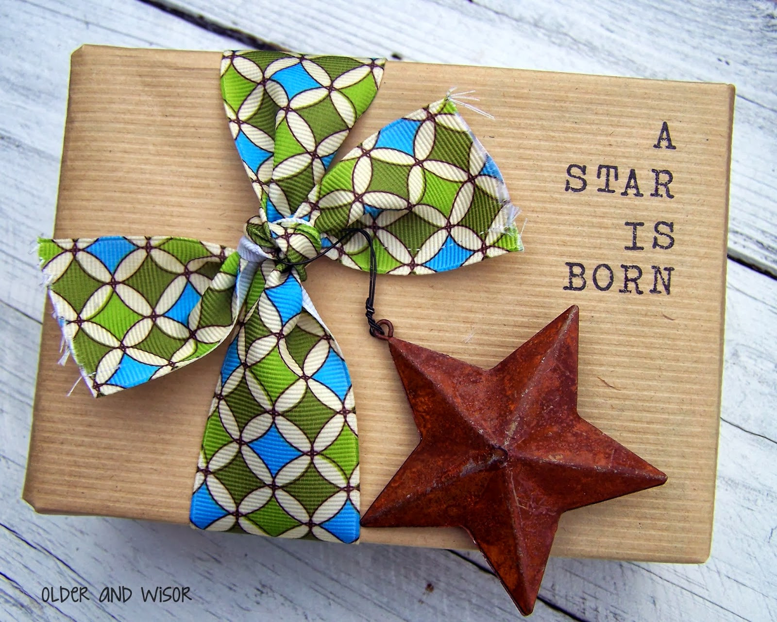 Baby Shower Gift Wrapping Ideas  older and wisor Baby Shower Gift Wrapping Ideas