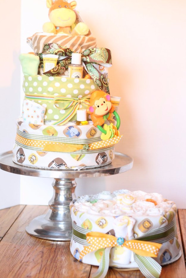 Baby Shower Gifts DIY  42 Fabulous DIY Baby Shower Gifts