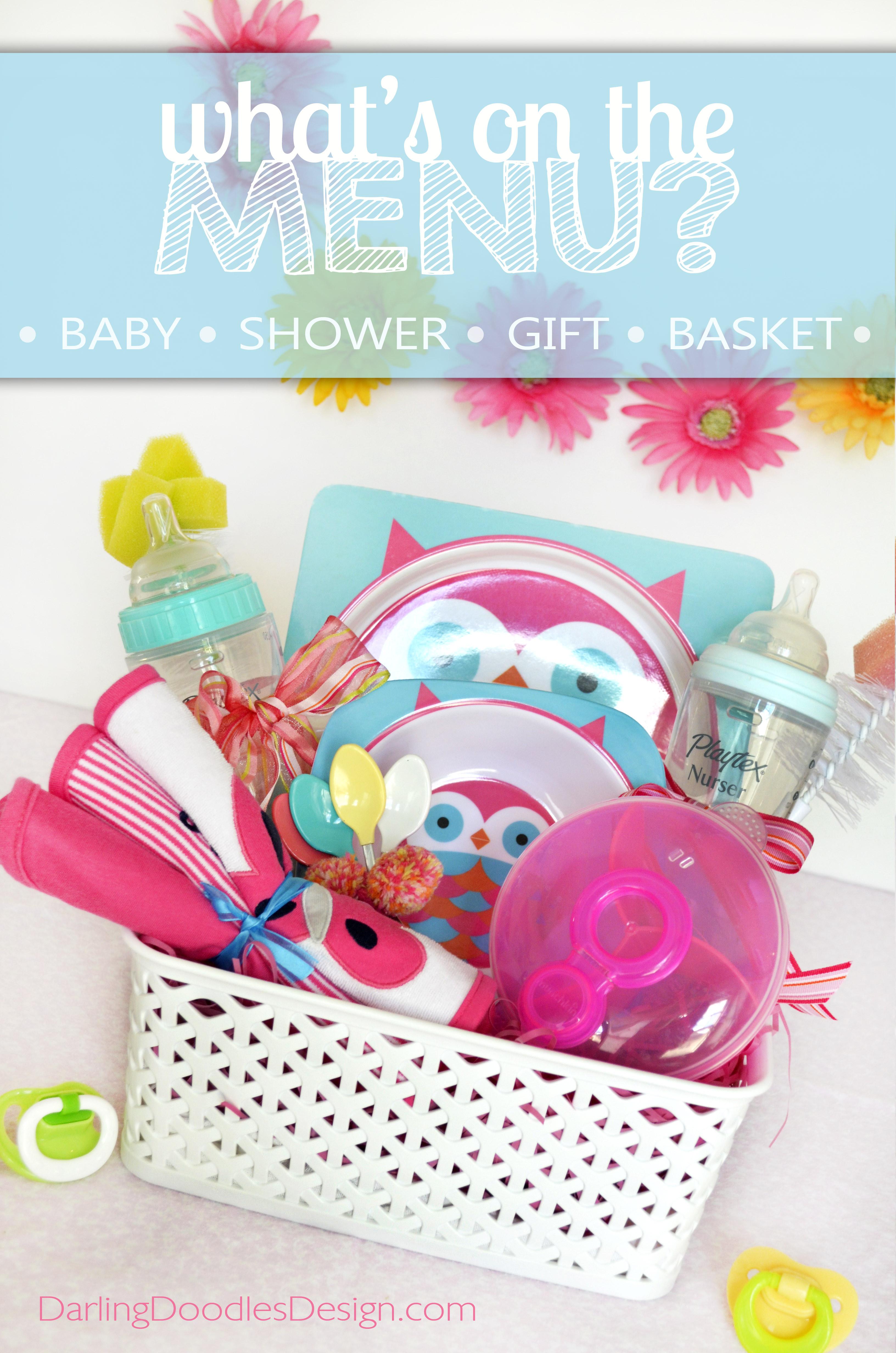 Baby Shower Gifts DIY  Baby Shower