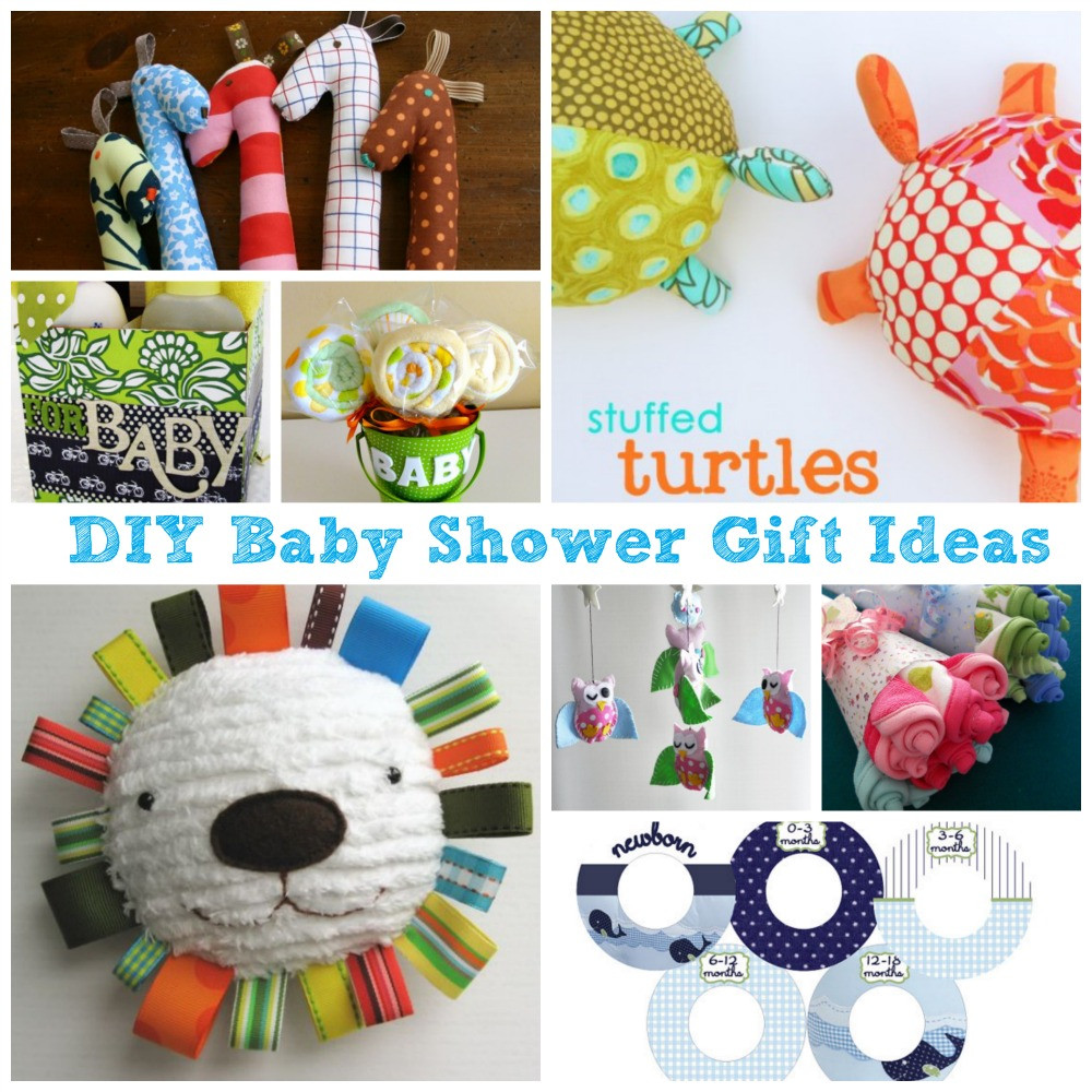 Baby Shower Gifts DIY  Great DIY Baby Shower Gift Ideas – Surf and Sunshine