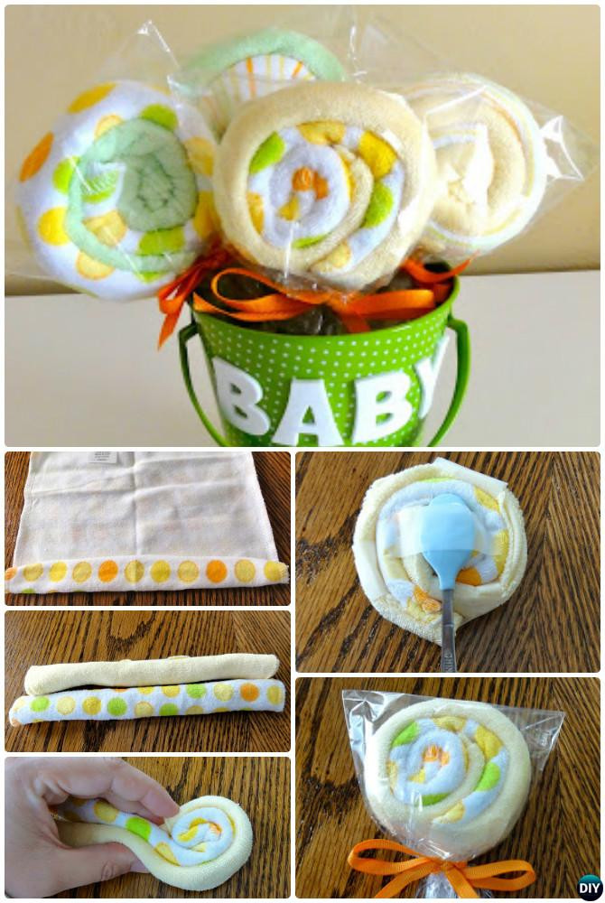 Baby Shower Gifts DIY  Handmade Baby Shower Gift Ideas [Picture Instructions]