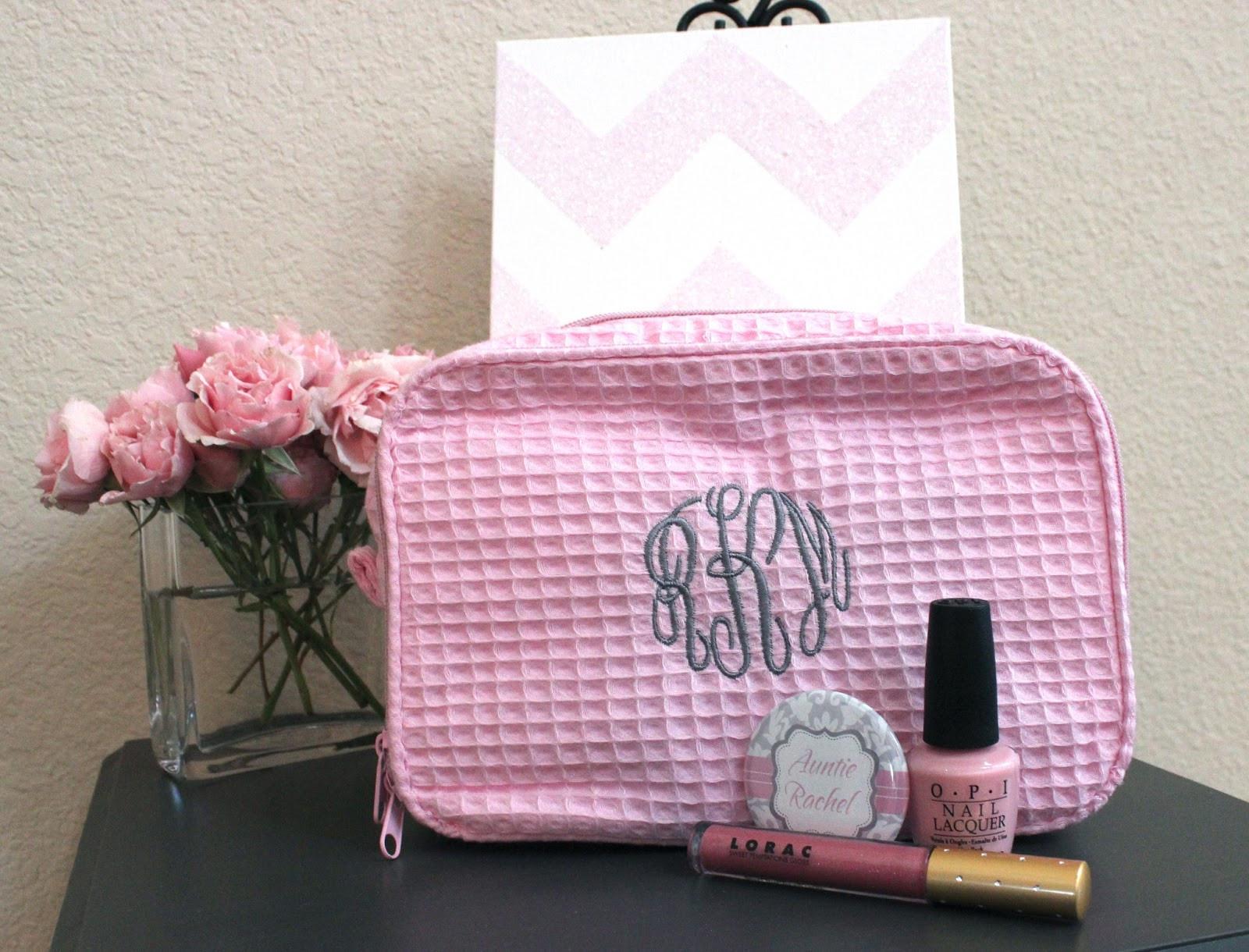 Baby Shower Hostess Gift Ideas  John and Rachel Pink & Grey Chevron Baby Shower