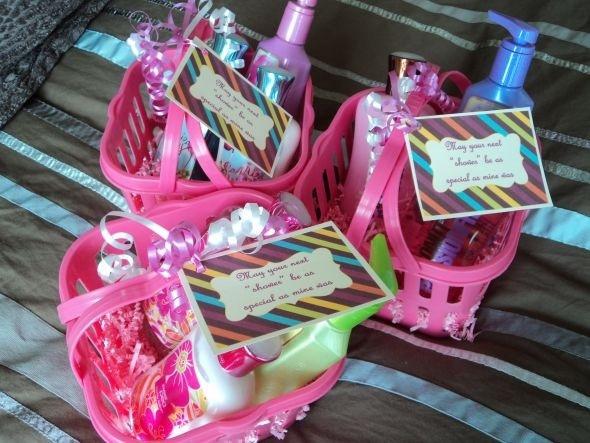 "Baby Shower Hostess Gift Ideas  a bridal shower hostess t idea reading ""May your next"