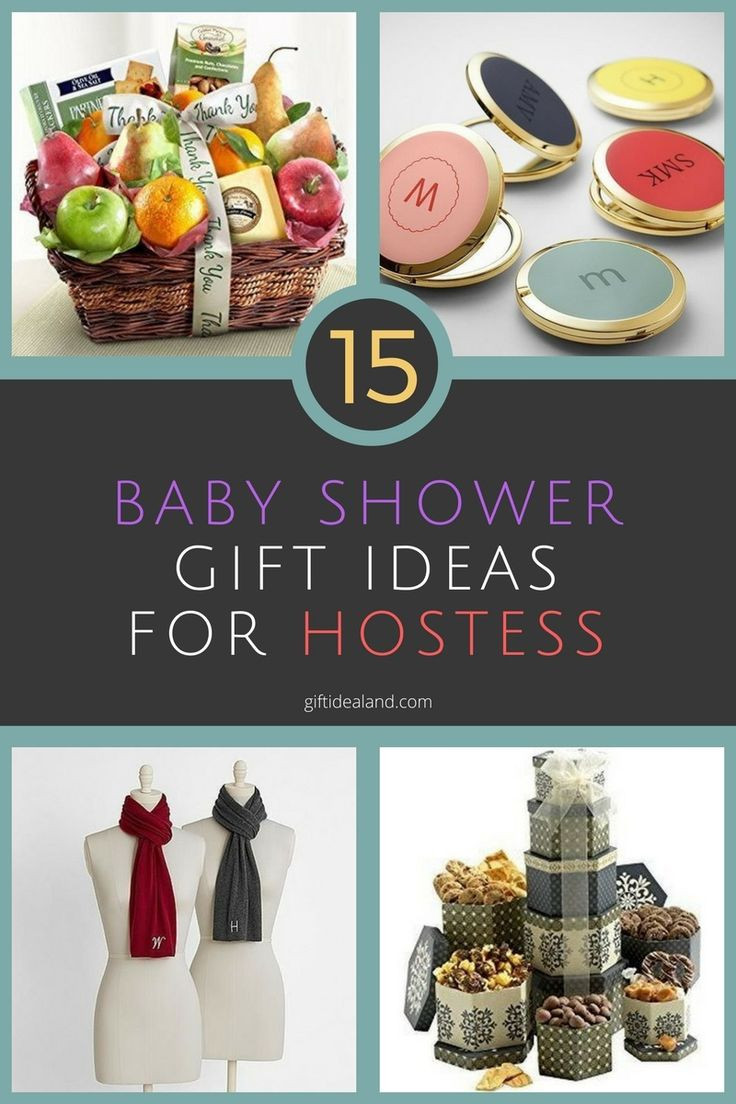 Baby Shower Hostess Gift Ideas  1000 ideas about Baby Shower Hostess Gifts on Pinterest