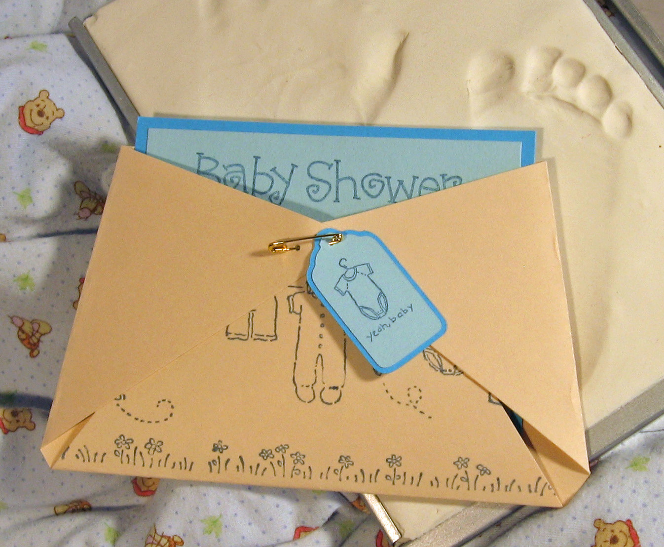 Baby Shower Invitations DIY  DIY kinda girl Baby shower invites