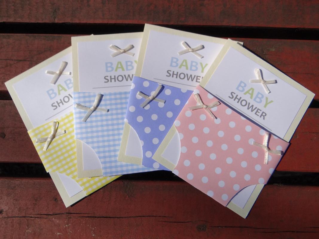 Baby Shower Invitations DIY  diy baby shower invites
