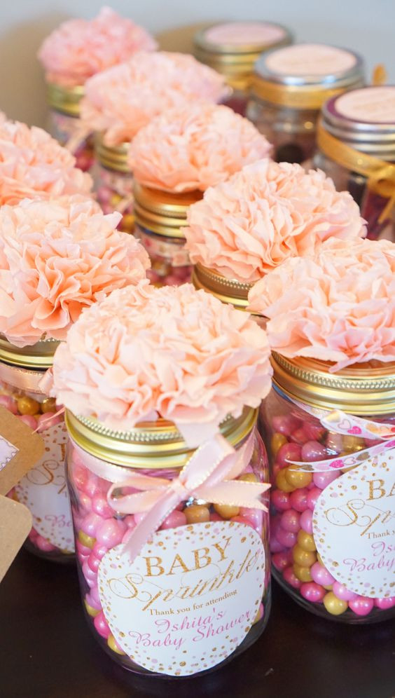 Baby Shower Party Favors DIY  50 Brilliant Yet Cheap DIY Baby Shower Favors