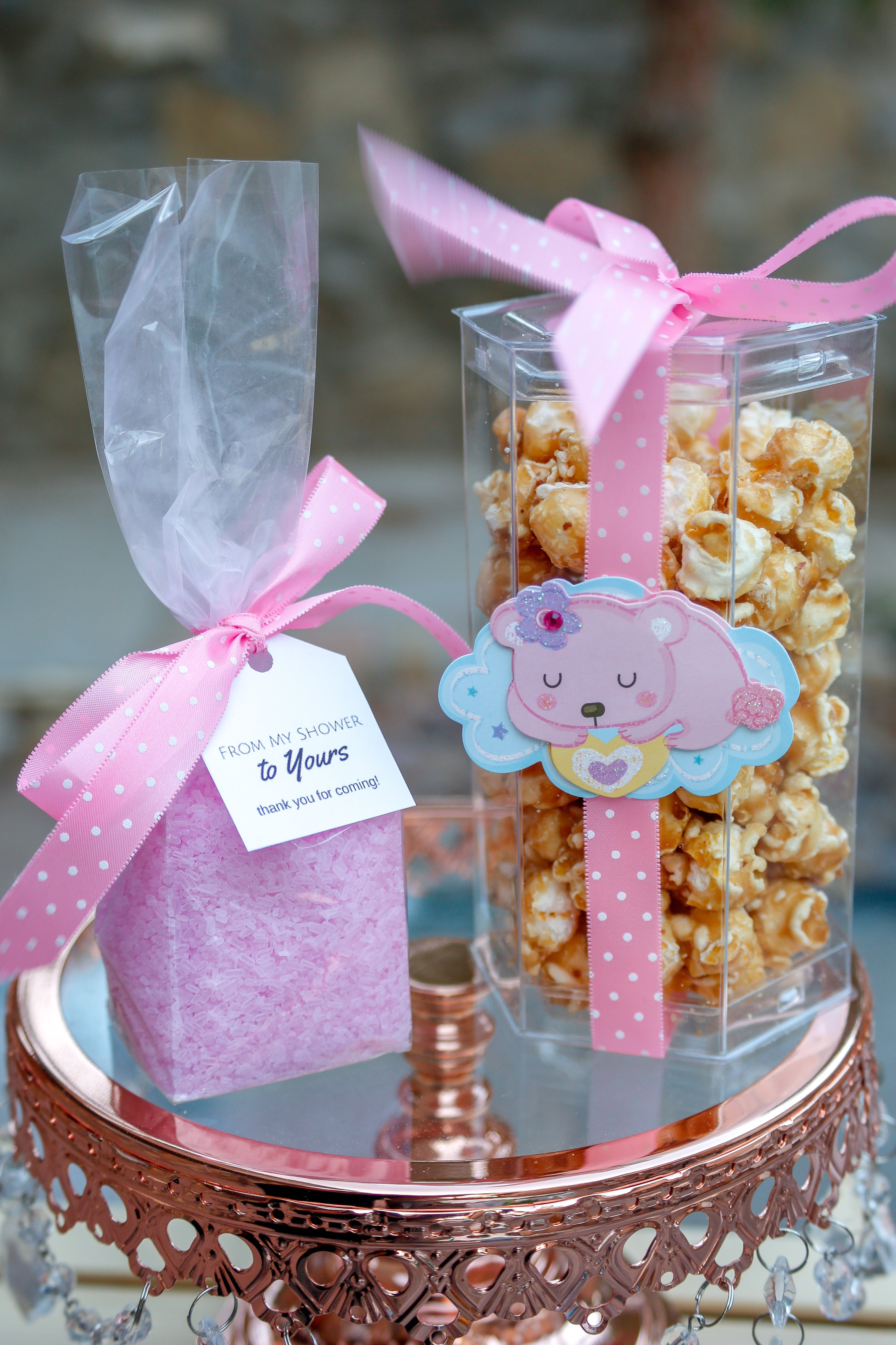 Baby Shower Party Favors DIY  DIY Baby Shower Favor Ideas
